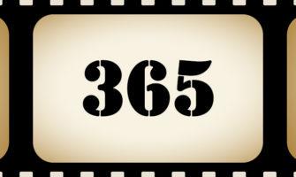 日1秒、365日間撮影したオリジナル動画を1本に繋ぎあわせた世界に1つのサプライズムービー
