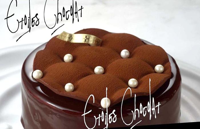 チョコレートケーキ エトワール ショコラ