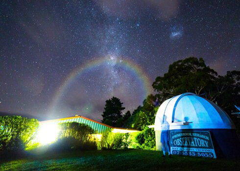 スプリングブルック天文台(Springbrook Research Observatory)