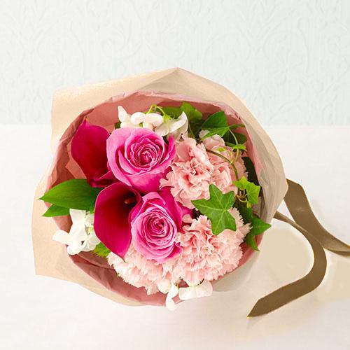 花束<アンリエット> 誕生日の花束