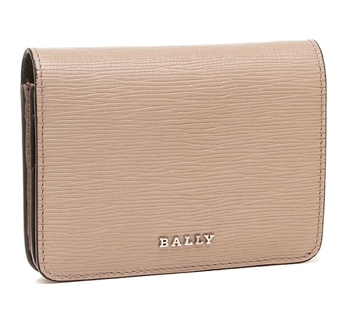 BALLY カードケース「PENNY LETTES BUSINESS CARD HOLDER」