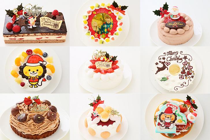 cake.jpのクリスマスケーキ