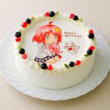 【キャラクターケーキ】好きなキャラクターのイラストを描いてくれるケーキ10選!