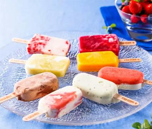 コールドストーン アイスクリームジェラート8本セット