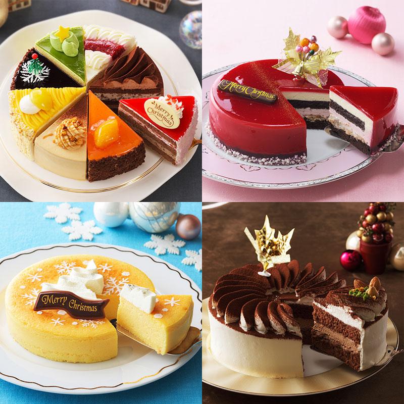 CozyCorner(コージーコーナー)のクリスマスケーキ