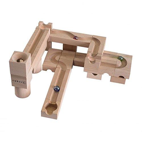 ピタゴラ装置に使える玩具 キュボロ