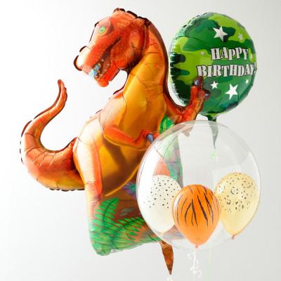 恐竜のバルーン