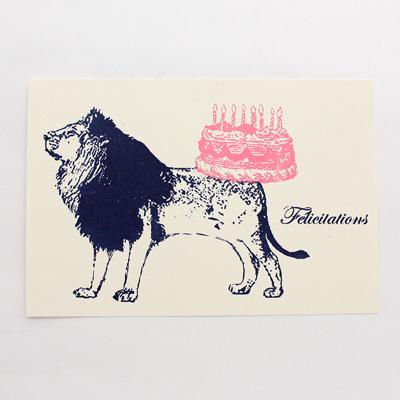 女の子の世界をぎゅっと閉じ込めたような「figpolkadotのポストカード」