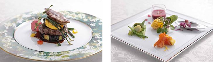 東京都・銀座/フレンチ CRUISE CRUISE THE GINZA(クルーズ・クルーズ)の料理