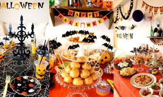 子供のハロウィンパーティー演出&アクティビティー飾り付けアイデア
