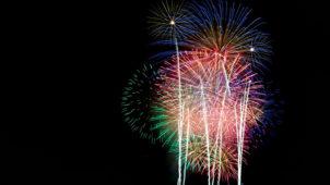 サプライズで花火を打ち上げて誕生日を祝っちゃおう!