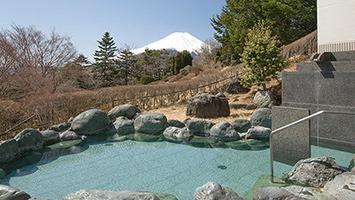 ホテルマウント富士(山中湖温泉)
