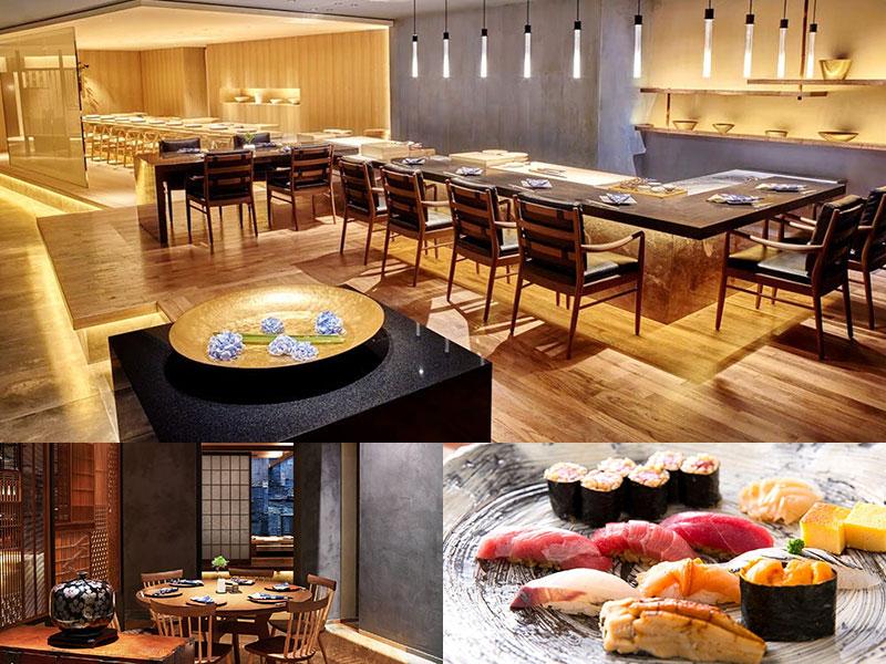 日本料理 「十二颯」ヒルトン東京