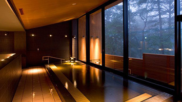 軽井沢プリンスホテル(軽井沢の温泉)