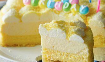 ルタオの誕生日ケーキ バースデードゥーブル