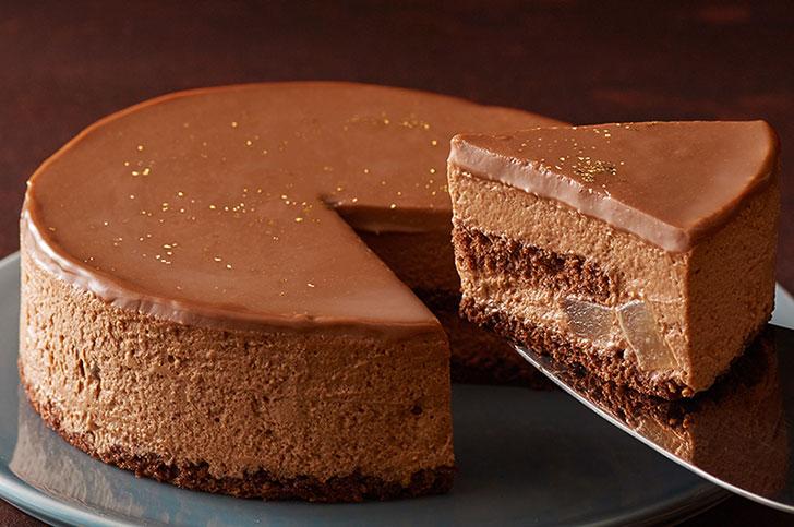 LeTAOのチョコレートムースケーキ「ガトーロワイヤル」