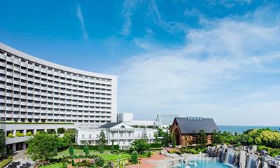 シェラトン・グランデ・トーキョーベイ・ホテル[舞浜]