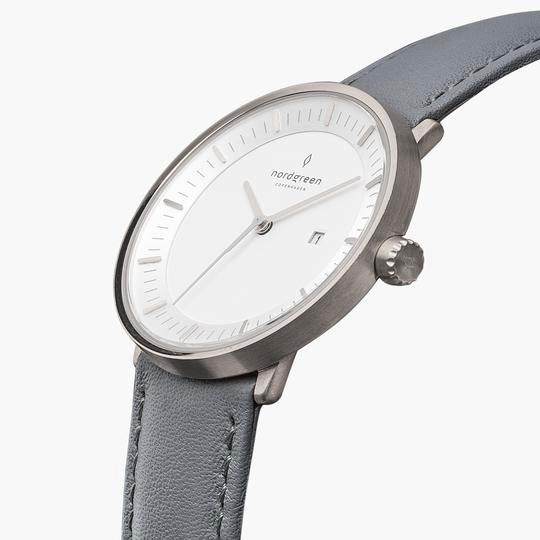 北欧らしいミニマルデザインが魅力の腕時計「Nordgreen(ノードグリーン)」