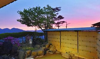 群馬エリアで絶景露天風呂が貸切できる温泉宿