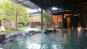 長野エリアで絶景露天風呂が貸切できる温泉宿