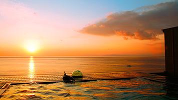 海の絶景風呂!目の前に海が見える温泉宿&ホテル