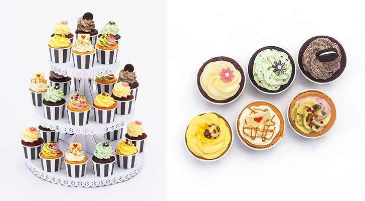 チャプチーノのパーティーセット~カップケーキ~