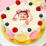 【写真ケーキ】写真入りのサプライズな誕生日ケーキ10選