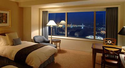 横浜ロイヤルパークホテル 横浜の夜景が見えるホテル