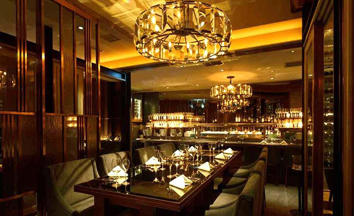 東京都・麻布十番/イタリアン Restaurant&WineBar GODDESS(レストラン&ワインバー ゴッデス)の店内