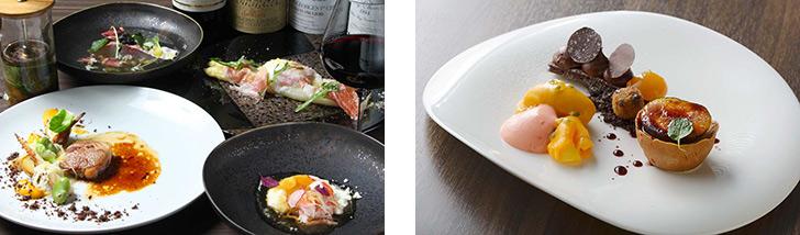 東京都・六本木/フレンチ Cinq Sens(サンクサンス)の料理