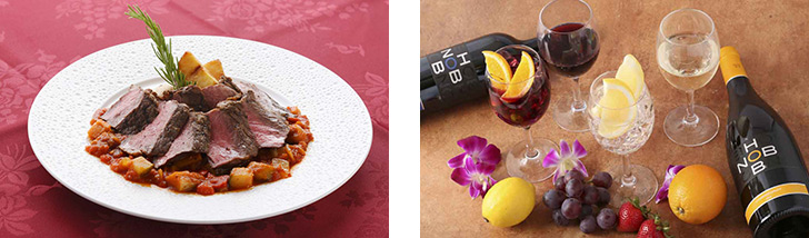 東京都・六本木/他各国料理 DINNING & LOUNGE バハマールの料理