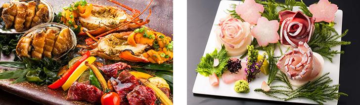 東京都・六本木/日本料理・創作和食 One Garden 西麻布(ワンガーデン)の料理
