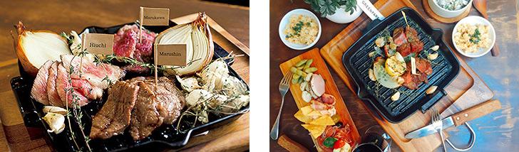東京都・六本木/グリル料理 CHEF&BUTCHER TOKYO(シェフ&ブッチャー)の料理 グリル
