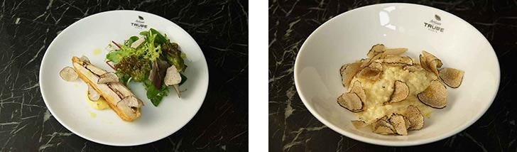 東京都・六本木/フレンチ Artisan de la Truffe paris(アルティザン ドゥ ラ トリュフ パリ)の料理