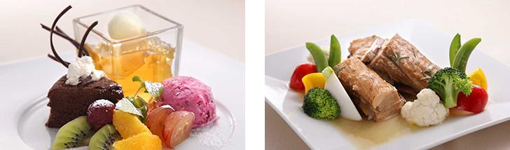 東京都・渋谷/イタリアン NATURAL DIET RESTAURANT NODO(ナチュラルダイエットレストラン ノード)の料理