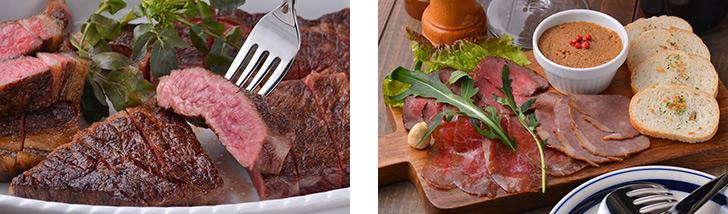 東京都・新宿三丁目/グリル料理 グリルド エイジング・ビーフ TOKYOの料理 グリル 肉