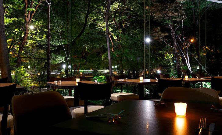 東京都・都庁前/オールジャンル オールデイダイニング 樹林(ジュリン)/京王プラザホテルの店内