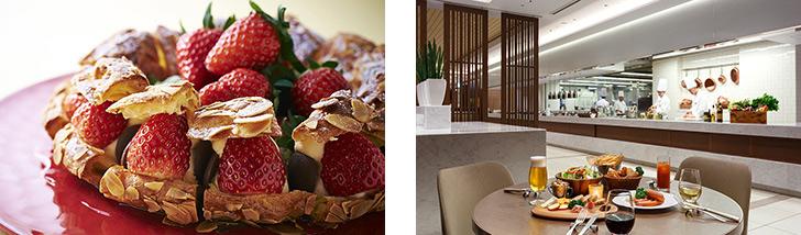 東京都・都庁前/オールジャンル オールデイダイニング 樹林(ジュリン)/京王プラザホテルの料理