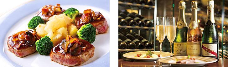 東京都・新宿/オールジャンル MANHATTAN TABLE(マンハッタンテーブル)/新宿ワシントンホテル の料理