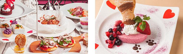 東京都・新宿/イタリアン 魔法の国のアリス 新宿店の料理