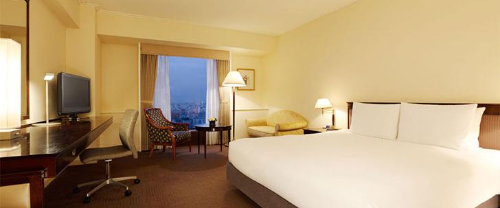 新宿のホテル ハイアット リージェンシー 東京