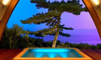 静岡(熱海・伊東・伊豆)絶景露天風呂が貸切できるホテル&旅館