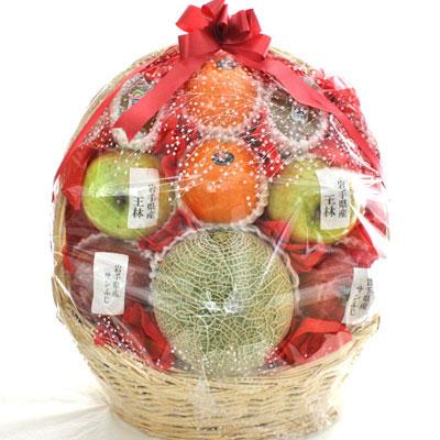 スタンドタイプ 果物盛り籠