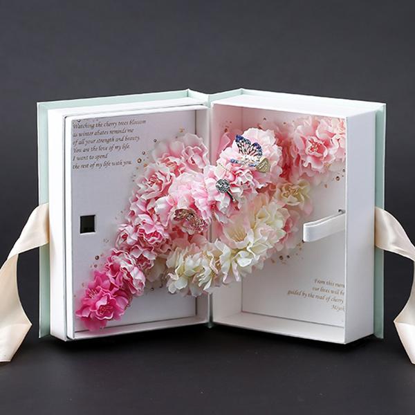 ラブブック・Sakura-桜- プロポーズギフト