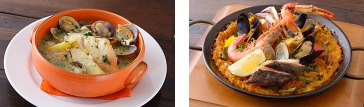 東京都・東京/スペイン料理 ANCLAR(アンクラー)の料理