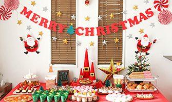 2015年のに開いたクリスマスパーティー