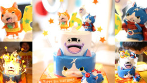 妖怪ウォッチのオーダーメイドケーキ M cakes エムケーキ
