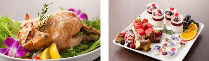 神奈川県・関内/グリル料理 GRILL&STEAK SQUALL(グリルアンドステーキ スコール)の料理