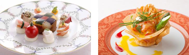 神奈川県・みなとみらい/フレンチ QUEEN ALICE(クイーン・アリス)/横浜ベイホテル東急の料理