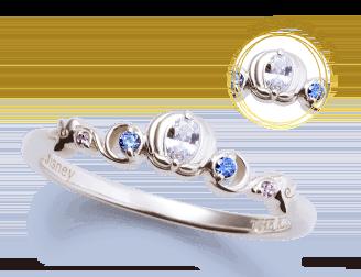 シンデレラ リング 指輪